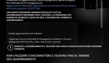 Firmware Update a Windows Phone Tango