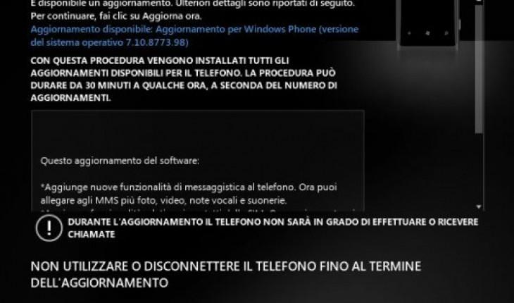 Firmware Update a Windows Phone Tango