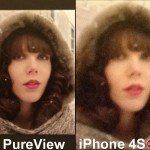 Nokia 808 PureView vs iPhone 4S