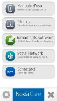 Nokia Care App