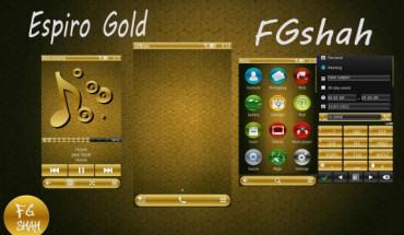 Espiro Gold by FGshah