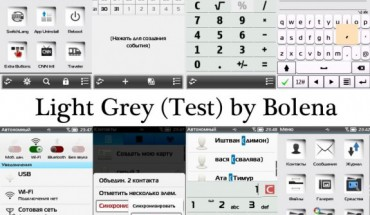 Light Grey (Test) by Bolena