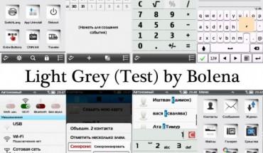 Light Grey (Test) by Bolena