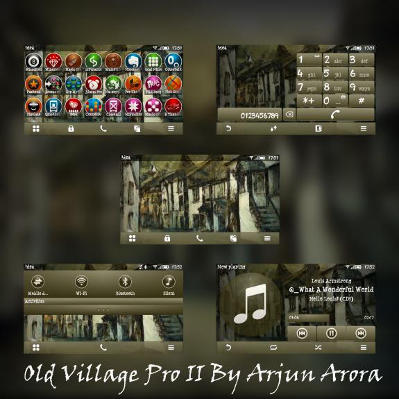 Old Village Pro by Arjun Arora