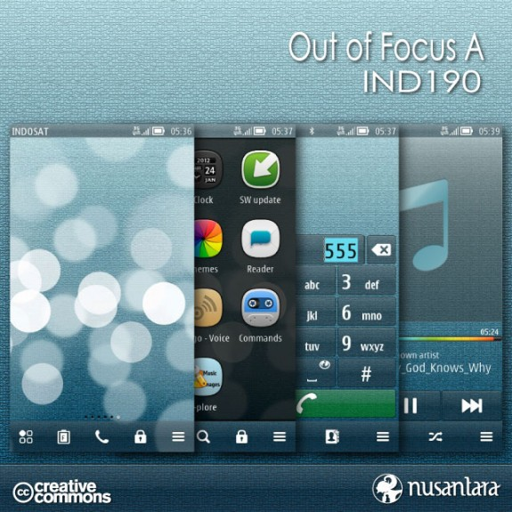 Out of Focus A by IND190