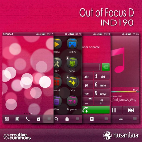 Out of Focus D by IND190