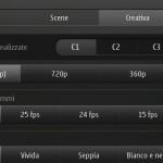 Nokia 808 PureView - Modalità e Opzioni Riprese Video
