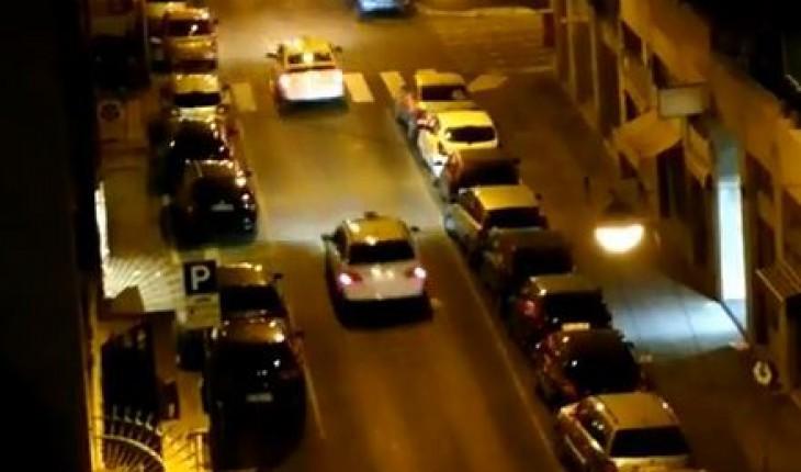 Video di notte registrato con Nokia 808 PureView