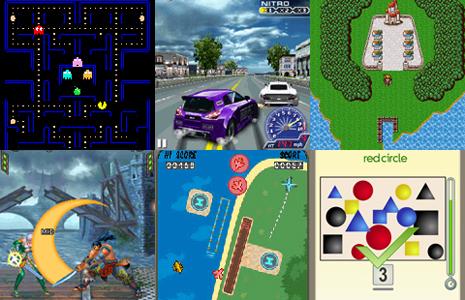Namco Games