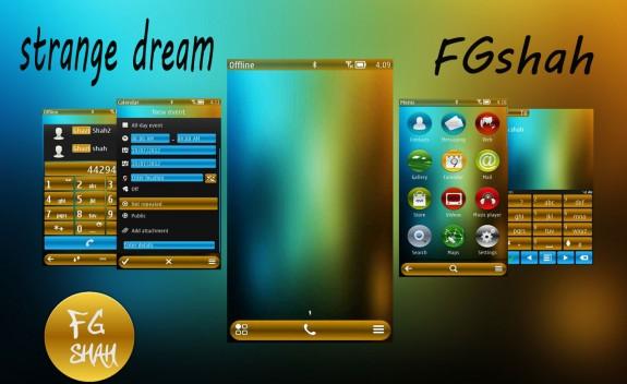Strange Dream by FGshah