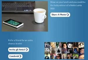 Nokia Lumia 900 contest