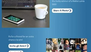 Nokia Lumia 900 contest