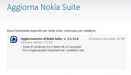 Nokia Suite Beta v3.5.33