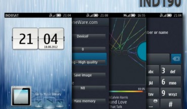 Rain v1.0 by IND190