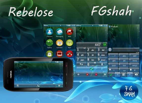 Rebelose by FGshah
