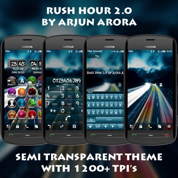 Rush Hour 2.0 By Arjun Arora