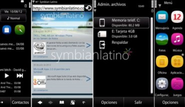 Symbian Anna v7.9 (custom firmware) per Nokia 5800, 5530, 5230 e X6