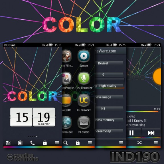 JUST COLOR by IND190