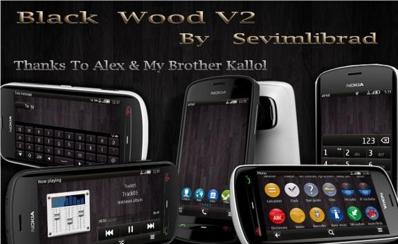 Black Wood v2 by sevimlibrad