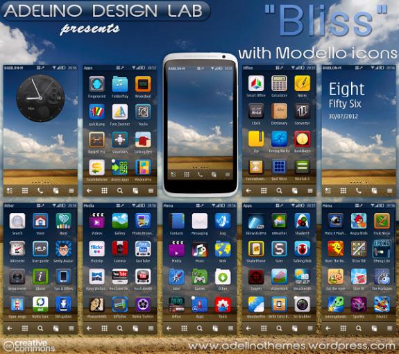 Bliss HD by Adelino