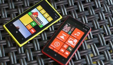 Lumia 920 Lumia 820