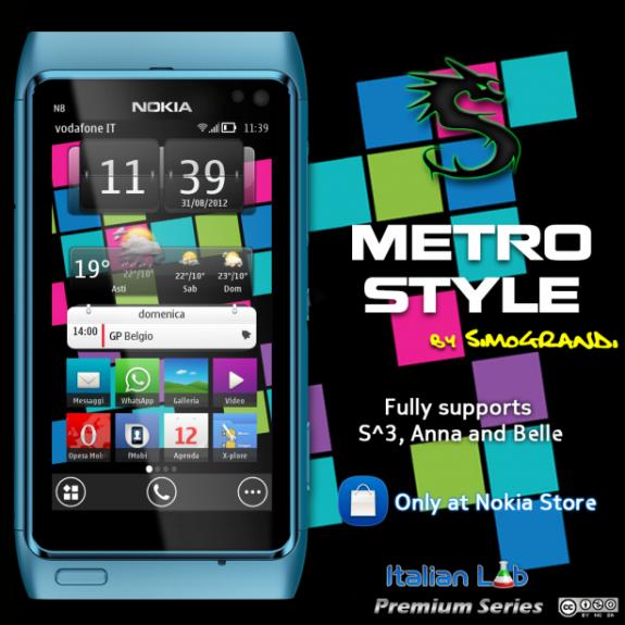 MetroStyle by Simograndi [1.0] PRO