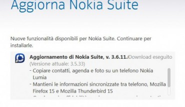 Nokia Suite Beta v3.6.11