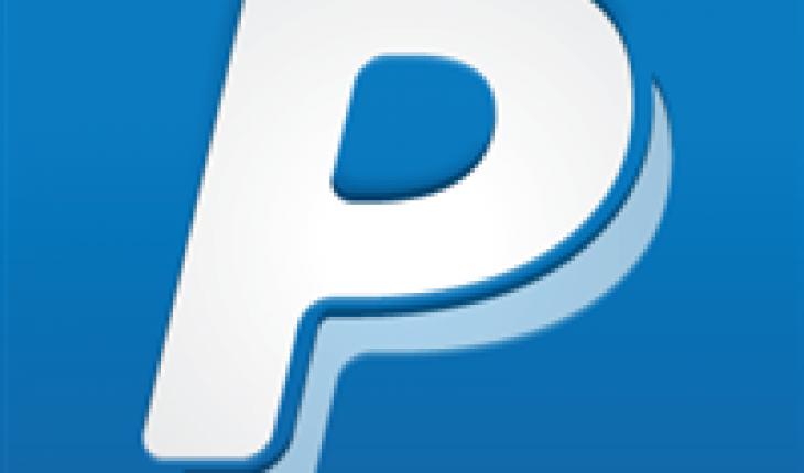 PayPal per Windows Phone