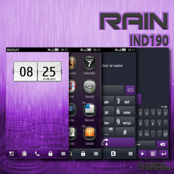 Rain v2.0 by IND190