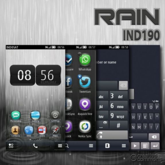 Rain v3.0 by IND190