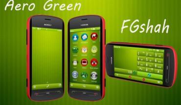 Aero Green Belle by FGshah