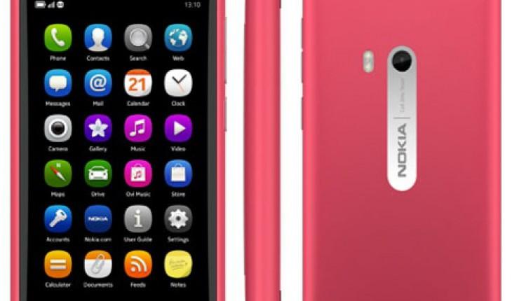 Nokia N9 Magenta