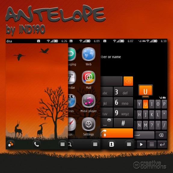 Antelope 1.0 by IND190
