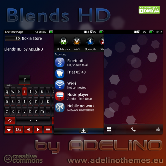 Blends HD by Adelino