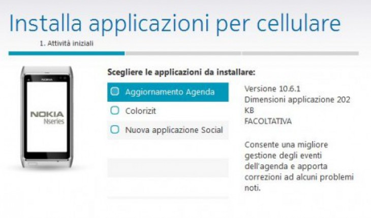 Update Software Nokia N8