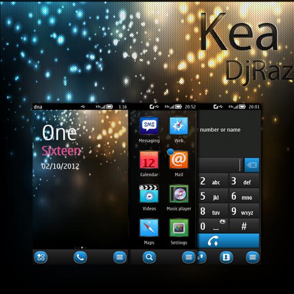 Kea by DjRaz