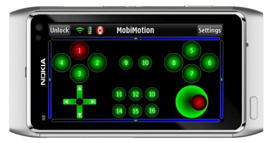 MobiMotion Wireless Pad