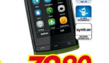 Nokia 500 promo