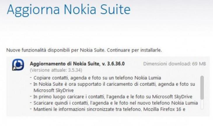Nokia Suite v3.6.36