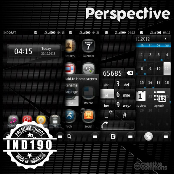 Perspective 1.0 by IND190