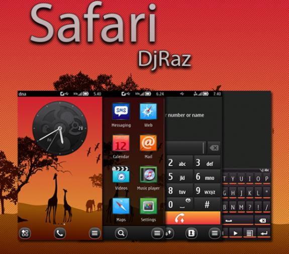 Safari by DjRaz