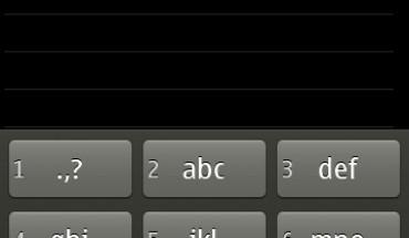 Tastiera alfanumerica Nokia Belle FP2