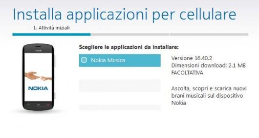 Update Nokia Musica