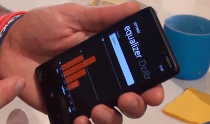 Equalizzatore sui device Nokia Lumia