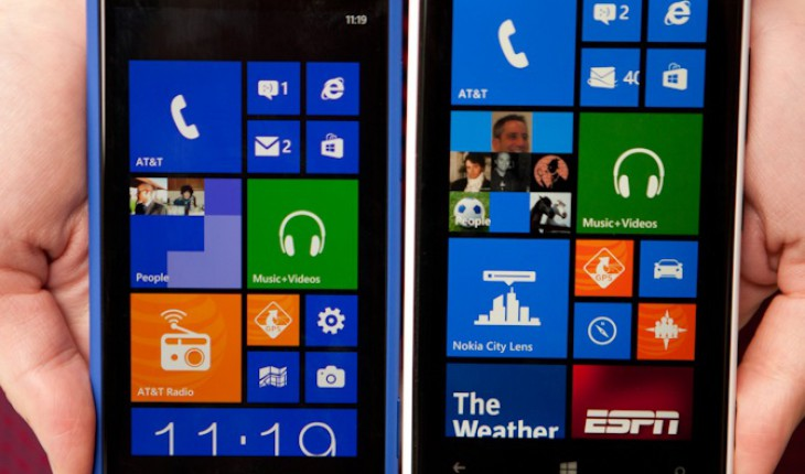 HTC 8X vs Nokia Lumia 920