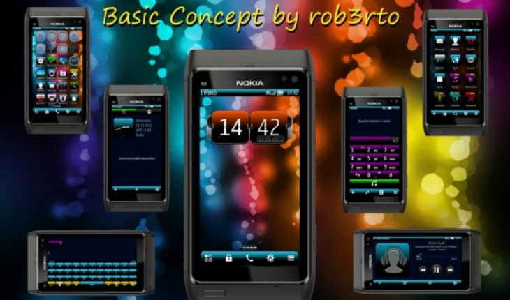 Basic Concept by rob3rto