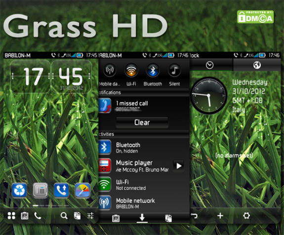 Grass HD by Adelino