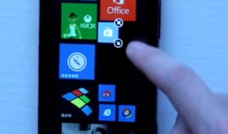 Nokia Lumia 510 con WP 7.8