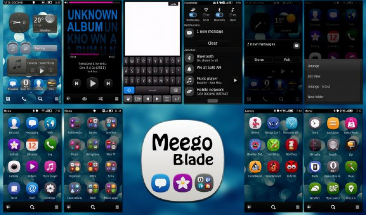 Meego by Blade