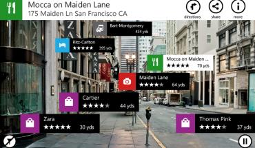 Nokia City Lens Beta